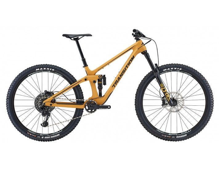 Transition Sentinel Carbon GX Gold