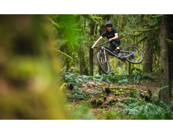 Rumblebikes-Transition Sentinel Carbon GX Gris-Mountain bike