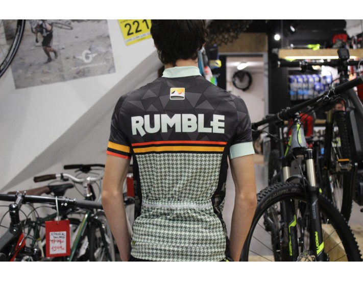 Maillot Rumble Team Fit
