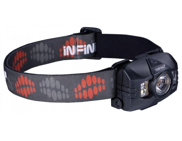 Luz para la frente Infini Hawk 100 negro