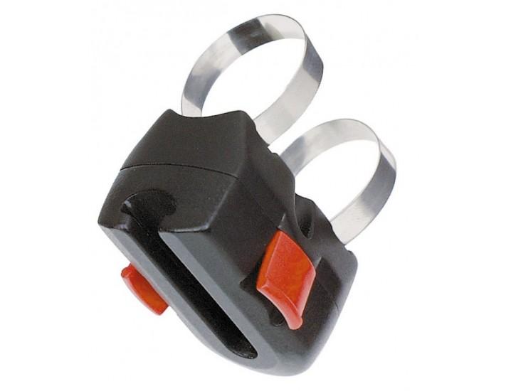 Adaptador cuadro Klickfix|negro