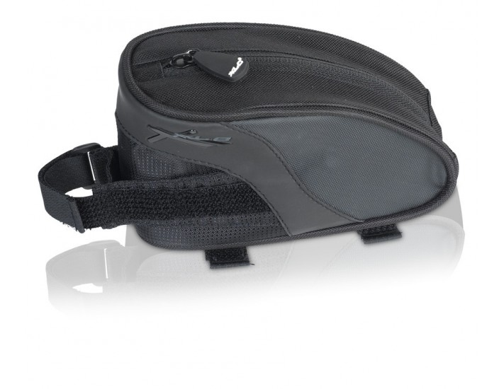 XLC bolsa tubo horizontal BA-S61|negro/antracita