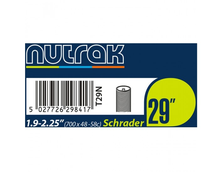 "Cámara Nutrak 29"" 1.9-2.25 Schrader"