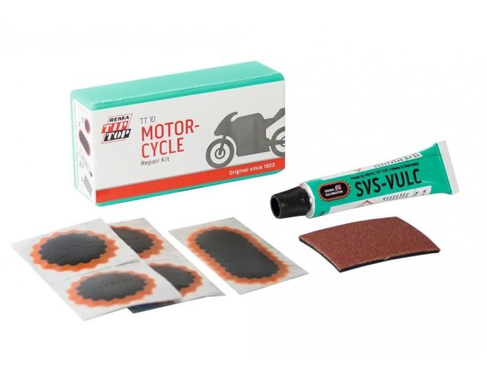 Kit reparaciones Tip Top motocicletaTT10 Mofa Moped roller