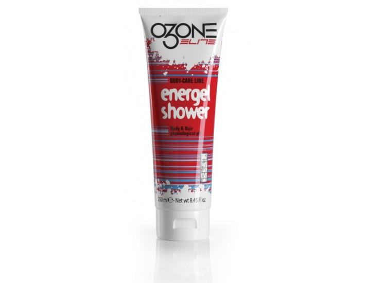 Elite Ozon gel energia para la ducha tubo de 250 ml
