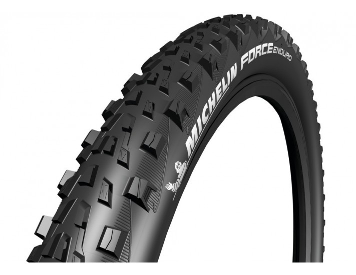 Cubierta Michelin Force Enduro rear ple 275 275x235 58 584 negro GUM X TLR
