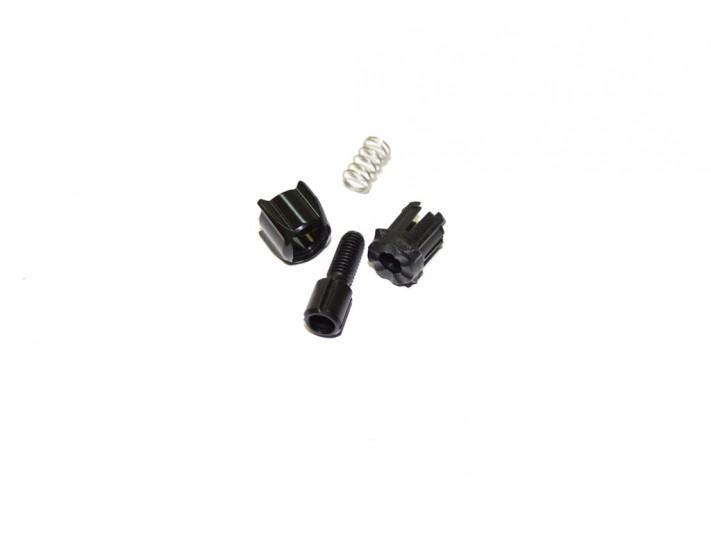 SRAM REC TENSOR CABLE GRIPSHIFT XX1/X0 BLACK