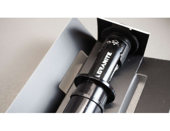 Granite Stash Multi Tool w/ 42mm bottom cap Black
