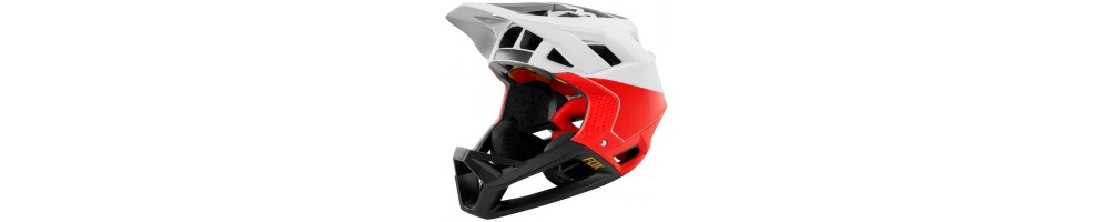 Full Face helmets - Rumble Bikes