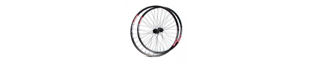 "MTB Wheels 27,5"" - Rumble Bikes"