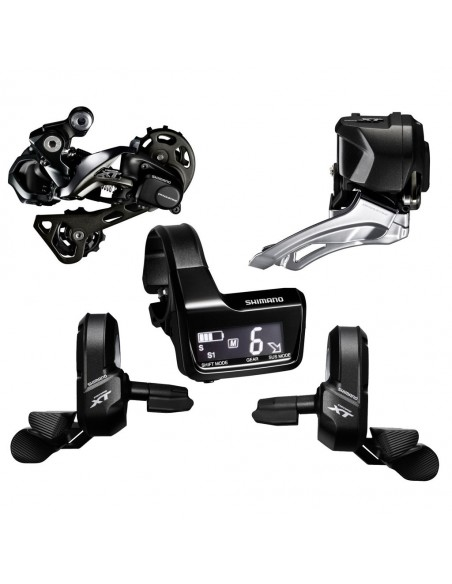 Electronic groupsets