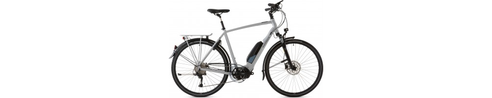 Electric bikes - Rumble Bikes