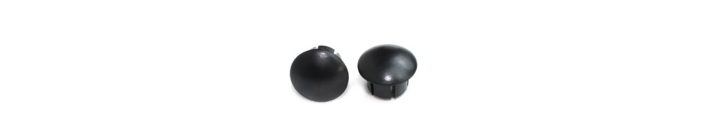End caps and accessories