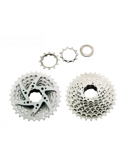 Spares and gear extensions