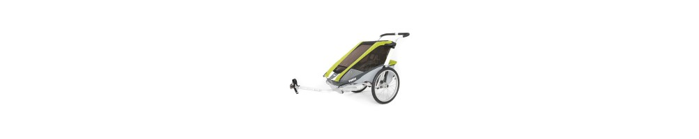 Remolques para niños - Rumble Bikes