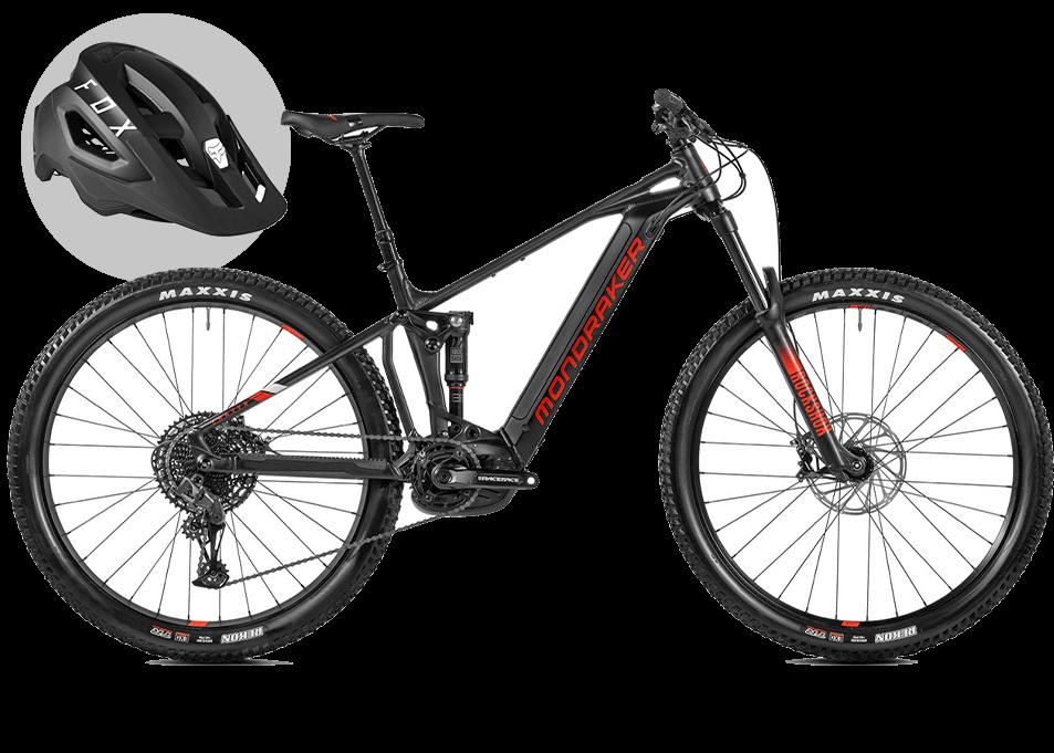 Mondraker Chaser 29 2021 negra